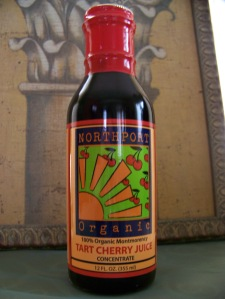 Tart Cherry Juice from Michigan