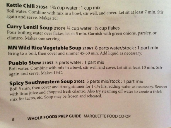 "I think the first ""mix"" is a typo and should read ""water"""