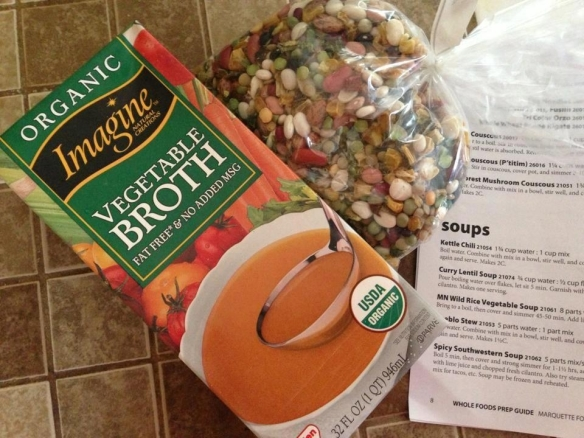 Spicy Southwestern Soup