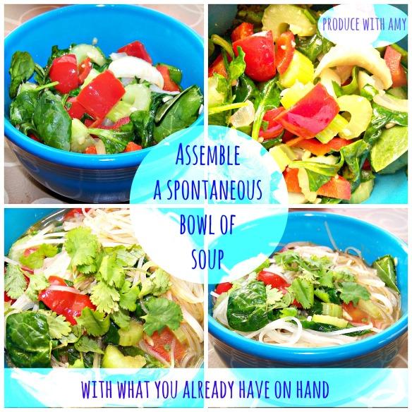 Spontaneous Soup