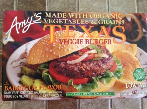 If you have to purchase a store bought veggie burger, I recommend this brand.