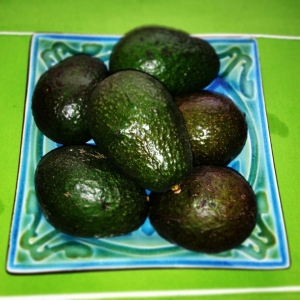 Avocado is by far my favorite food. The taste and texture is luxurious and it is packed with healthy properties.