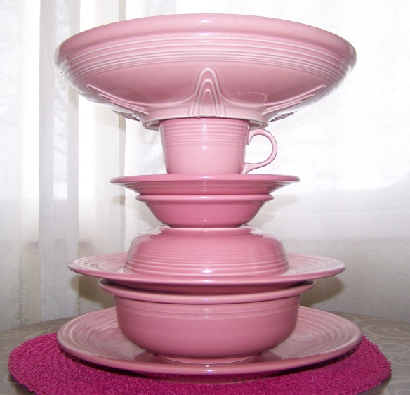 Pink Fiesta Tower