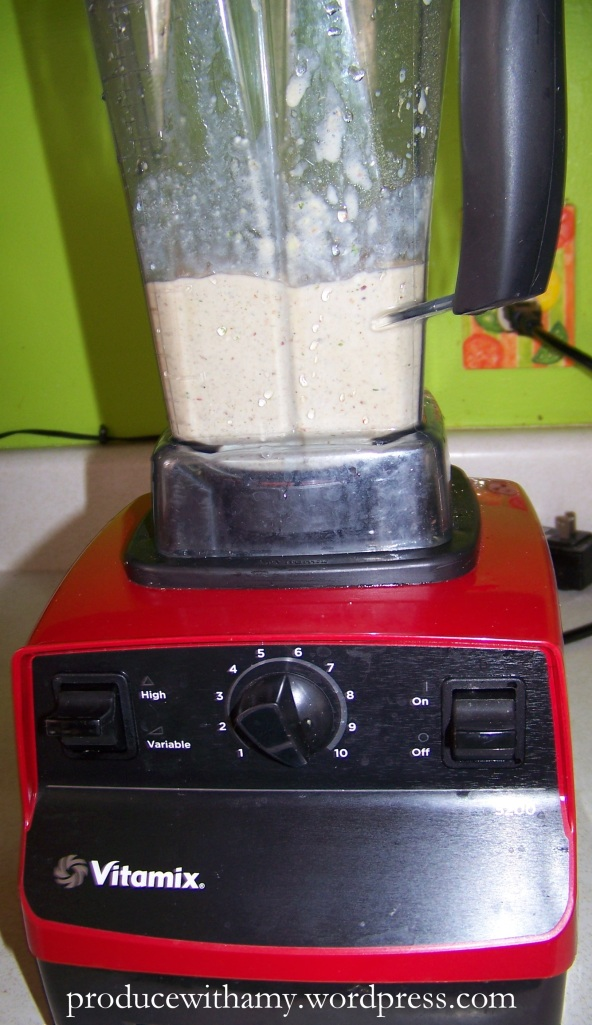 I would be lost without my VItamix. <3
