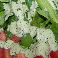 Creamy Cucumber & Dill Dressing ~ Homemade & Plant-Based
