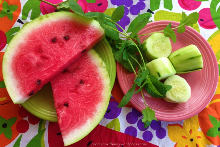 Summer on a plate!