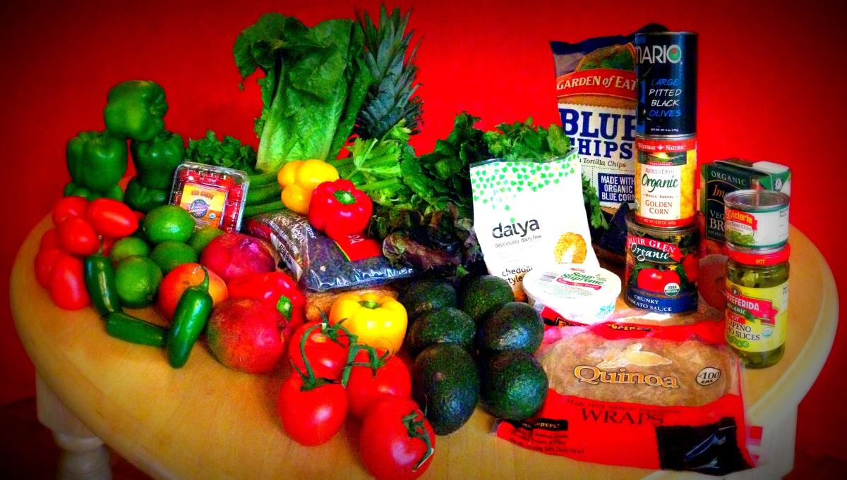 Garden Fiesta Mason Jar Salad