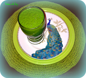December Green Smoothie Challenge Recipes and Shopping List