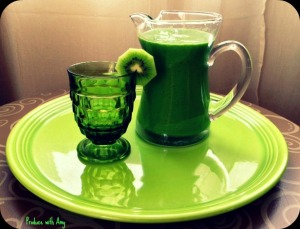 Green Smoothie by Produce with Amy