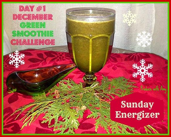 Day #1 Sunday Energizer