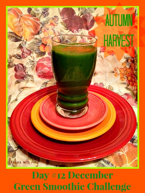 Day #12 December Green Smoothie Challenge