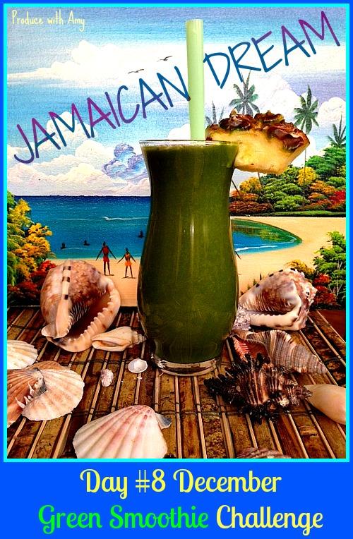 Day #8 December Green Smoothie Challenge