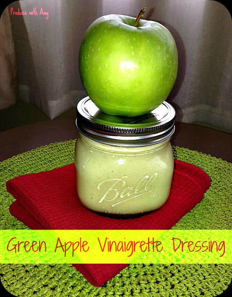 Green Apple Vinaigrette Dressing