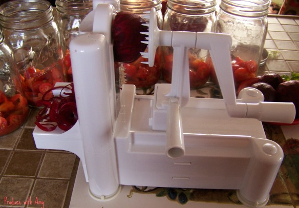 Vegetable Slicer/Spiralizer