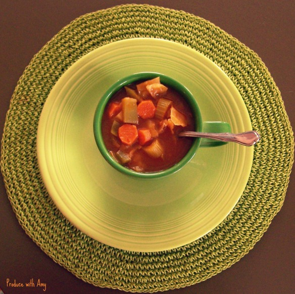 Cabbage Soup for Your Health