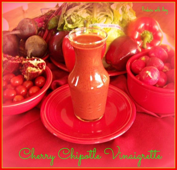 Cherry Chipotle Vinaigrette