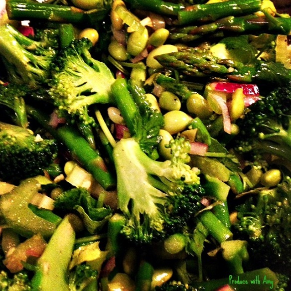 Verdant Salad by Produce with Amy