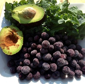 Blue Boost Green Smoothie