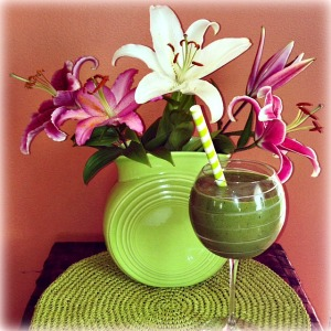 Flourishing Green Smoothie