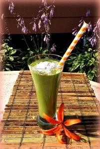 Caribbean Dream Green Smoothie