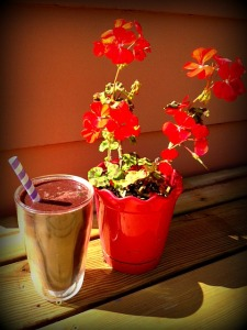 Berry Blast Green Smoothie