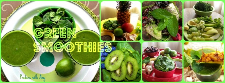 Greem Smoothies 3