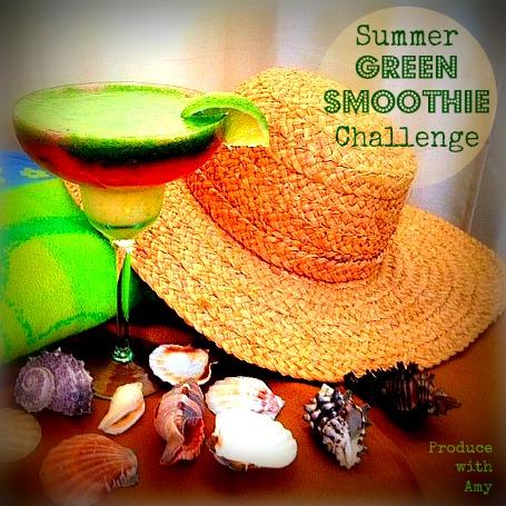 Summer Green Smoothie Challenge