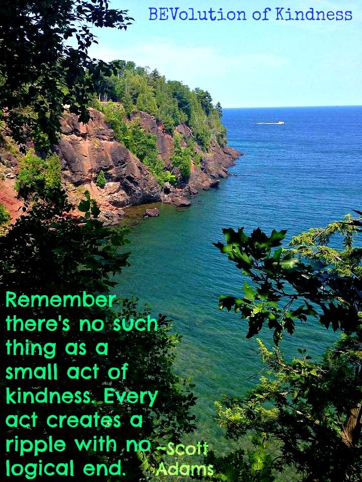 BEVolution of Kindness