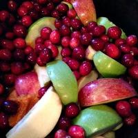 Rustic Fruit Sauce - Slow Cooked & Sweetener Free