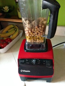 My Vitamix blender is one of my favorite kitchen tools.