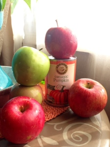 Apples & Pumpkin