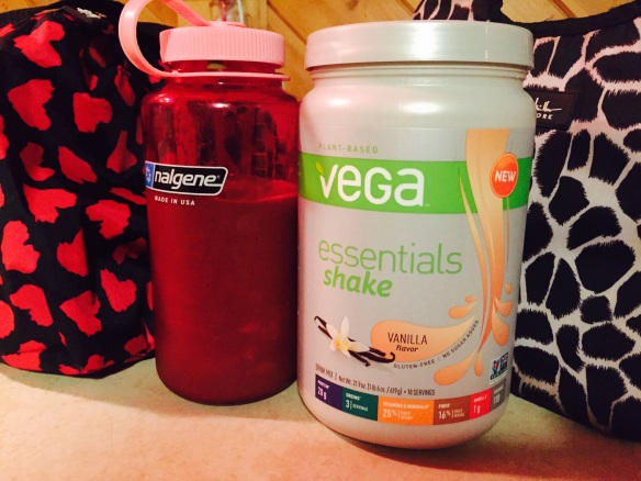 I love the burst of plant-based Vegan protein this mix gives me.