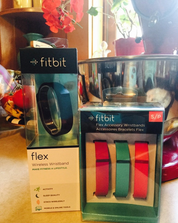 When I purchased my fitbit I made sure that I purchased a few extra bright colored bands. A girl must be fashionable too. ;)