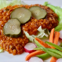 Lentil Sloppy Joes - Prepare a Healthy & Hearty Meal with Pantry Staples