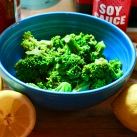 YEAR ROUND SUMMER SIMPLICITY - LATE NIGHT ZESTY BROCCOLI